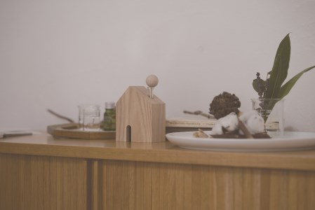 BD80_HARIO ADW-1K アロマ芳香器 木のお家