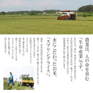 BI04_1年間毎月届く!低農薬米ミルキークイーン2kg定期便 ※季節の特産品付き