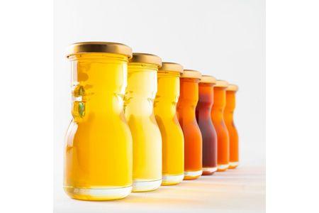 【2605-0029】【田舎はちみつ】月ごと蜂蜜3ボトル&濃密スキンケアSuMiTsu3点セット