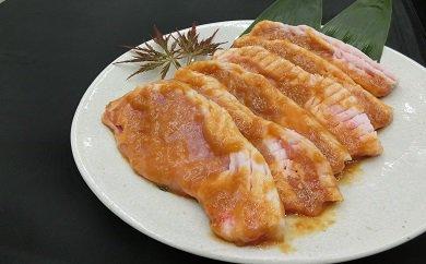 (390)茨城県産梅里豚(バイリトン)味噌漬け1200g
