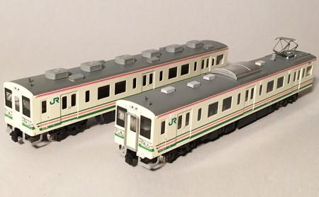 鉄道模型1/80 107系100番台(前期型)キット