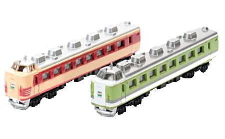 [№5815-0034]Nゲージ ダイキャストスケールモデル あさま(国鉄色・JR色)セット