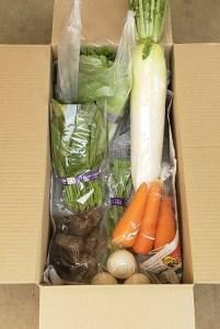 A1 年2回新鮮野菜をお届け!新座産野菜の詰合せ