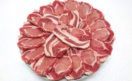 【2606-0229】里見和豚極上ロース肉(すき焼・鍋・焼肉用)0.9kgUP