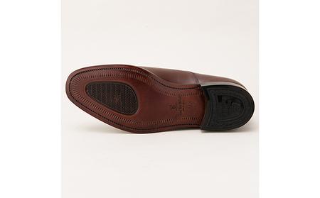 スコッチグレイン紳士靴「アシュランス」NO.3526DBR 25.5cm