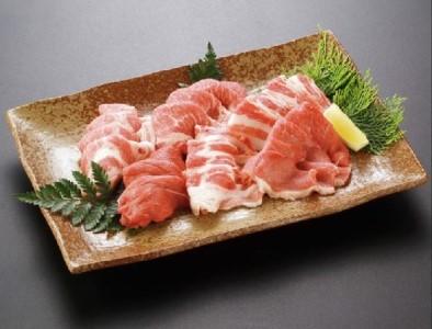 [№5940-0092]神奈川県産相模豚 焼肉用