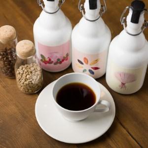yoshiyukiコラボコーヒー豆(3銘柄)+コーヒーミルセット【1211897】