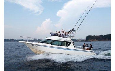 20-13リビエラ チャーターボートプラン