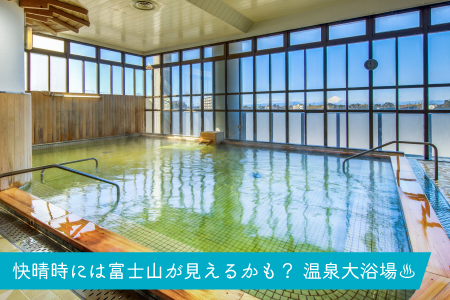 1-60マホロバマインズ三浦 日帰りランチ&温泉大浴場セット利用券(ペア)