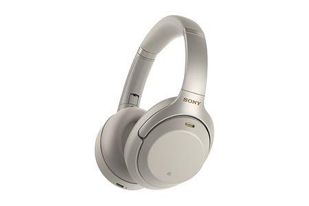 【2618-0025】ソニー ワイヤレスノイズキャンセリングステレオヘッドセット WH-1000XM3(S)プラチナシルバー