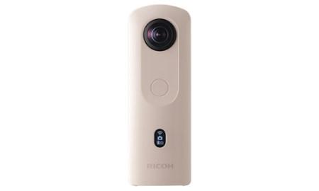 RICOH リコー 360度 カメラ THETA SC2  ベージュ