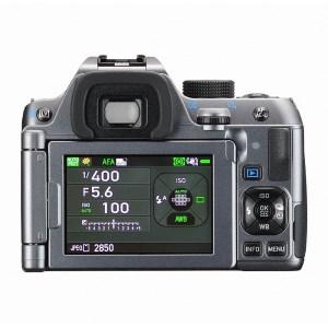 RICOH リコー カメラ PENTAX K-70シルバー(18-135WRキット)