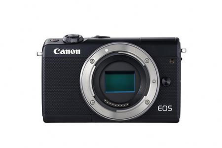 [№5820-0092] ミラーレスカメラ EOS M100 ボディ(ブラック)