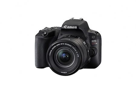 [№5820-0098] 一眼レフカメラ EOS Kiss X9 レンズキット(ブラック)