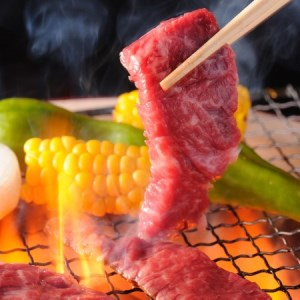 【2603-0041】 かながわブランド「足柄牛」上カルビ400gとやまゆりポークバラカルビ400gの焼肉盛り合わせ