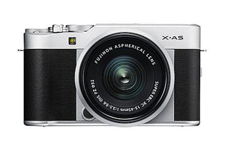 ミラーレスデジタルカメラ FUJIFILM X-A5 XC15-45mmF3.5-5.6 OIS PZ