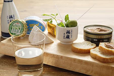 【057P001】[新潟清酒] 福顔酒造 大吟醸・吟醸6本セット