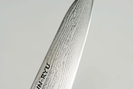 【020P059】[雲竜] 匠が作る包丁 三徳庖丁 刃部16cm