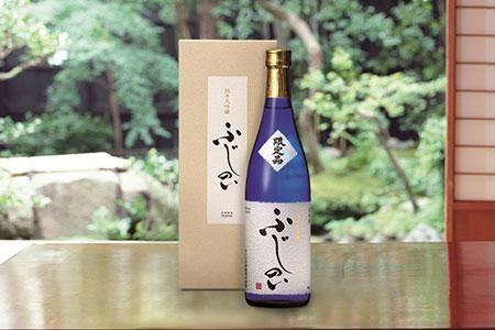 E38 ふじの井 純米大吟醸 〈六徳〉