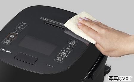 【2633-0211】[新潟産]東芝真空圧力IHジャー炊飯器 RC-10VSR(K) 5.5合