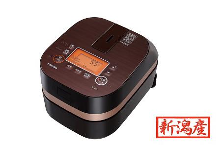 【2633-0161】【新潟産】東芝IHジャー炊飯器 RC-4ZPJ(T) 2.5合