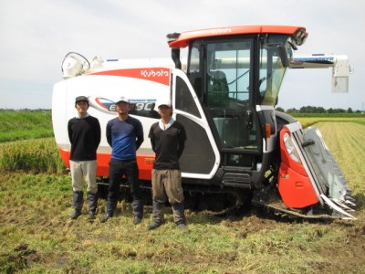 E310 特別栽培米岩船産コシヒカリ50kg(5kg×10ヶ月コース)