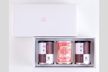 B360 村上茶・雪国紅茶セットB