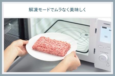 センサー付フラット電子レンジ(DR-F281W)