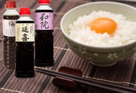 B-21 老舗コトヨ醤油 充実した調味料セット