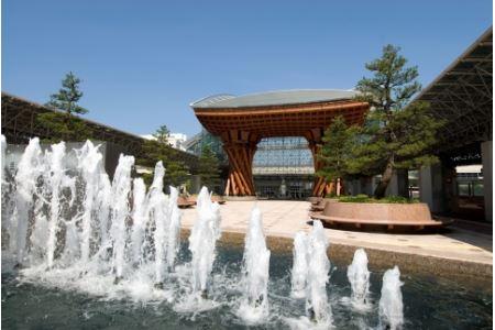金沢伝統文化の旅 ホテル日航金沢に泊まる2日間 【平日出発・東京発着】