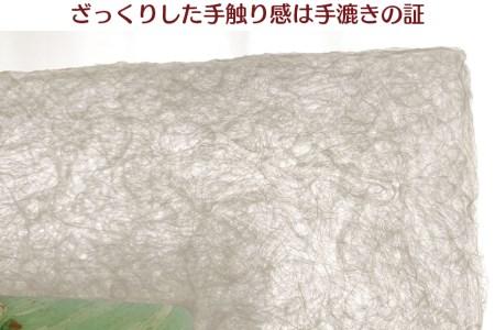 越前和紙と西洋絵画 ゴーギャン「ファタタ・テ・ミティ(海辺で)」