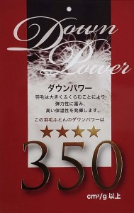 訳アリ羽毛肌布団 シングル ホワイトダウン85%【ダウンパワー350】150×210cm羽毛肌掛け布団