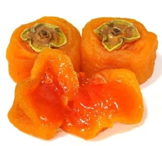 1.5-1-13 南アルプス天空舎が贈る「上宮地産あんぽ柿平核無M玉24個」