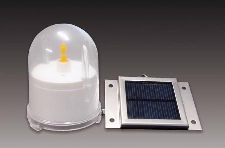004-025 ソーラー式 灯籠用灯火