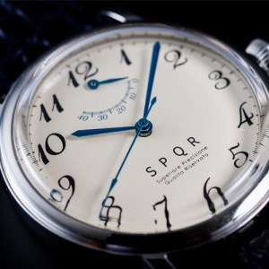 080-003 THE SPQR(文字盤アイボリー)