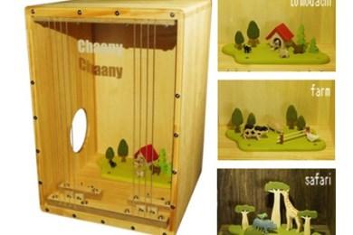 015-008 CHAANY カホン CHCCシリーズ模型あり