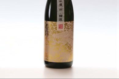 25K-002 神渡 純米大吟醸