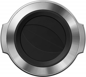 【AUB-01】OM-D E-M10 Wズームキット バッテリー&自動開閉キャップセット SLV(シルバー)