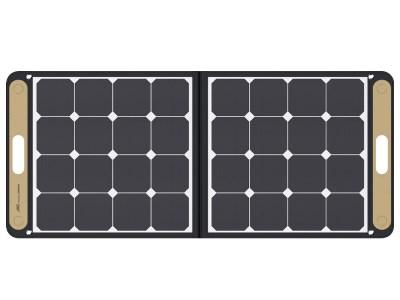 【110-07】ポータブルソーラーパネル BH-SP100-C (100W)