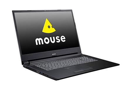 [K]「made in 飯山」マウスコンピューター  大画面17.3型ノートPC「m-Book W890BN-M2S2-IIYAMA」