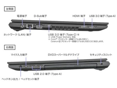 [M]「made in 飯山」マウスコンピューター   Office Home and Business 2019搭載 15.6型ノートPC「F5-i5CMLAB-IIYAMA」