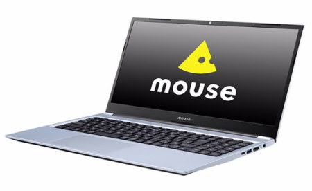 [N]「made in 飯山」マウスコンピューター 15.6型ビジネスノートPC「mouse B5-R5-B-IIYAMA」(office付属モデル)