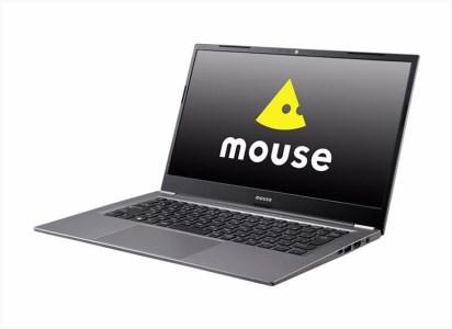 [N]「made in 飯山」マウスコンピューター 14型ノートPC「mouse C4-IIYAMA」
