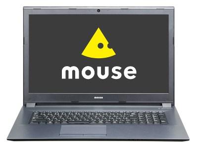 [I]「made in 飯山」マウスコンピューター17.3型ノート「m-Book W880SN-S2-A-IIYAMA」