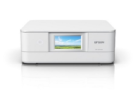 EPSON プリンター カラリオ多機能モデル ホワイト EP-883AW