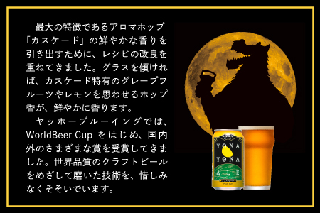 クラフトビール飲み比べセット 3種24缶セット 定期便3ヶ月
