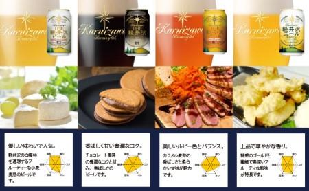 飲み比べセット24缶THE軽井沢ビール