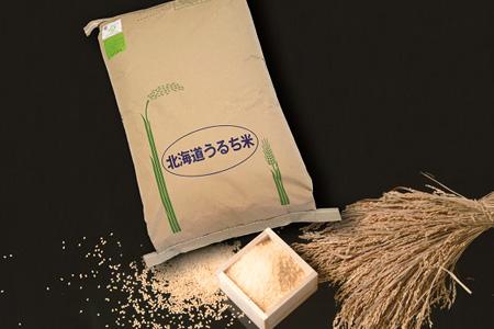 【玄米30kg】ななつぼし 低農薬米【北海道北竜町】20,000円