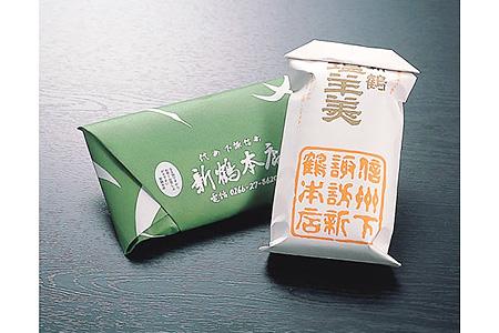 001-004 < 銘菓 > 新鶴 塩羊羹