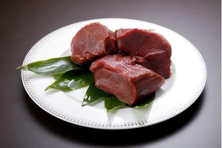 手作り鹿肉ハンバーグ 10個入り